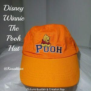 🎈4/$20🎈Disney Winnie The Pooh Hat OSFA EUC